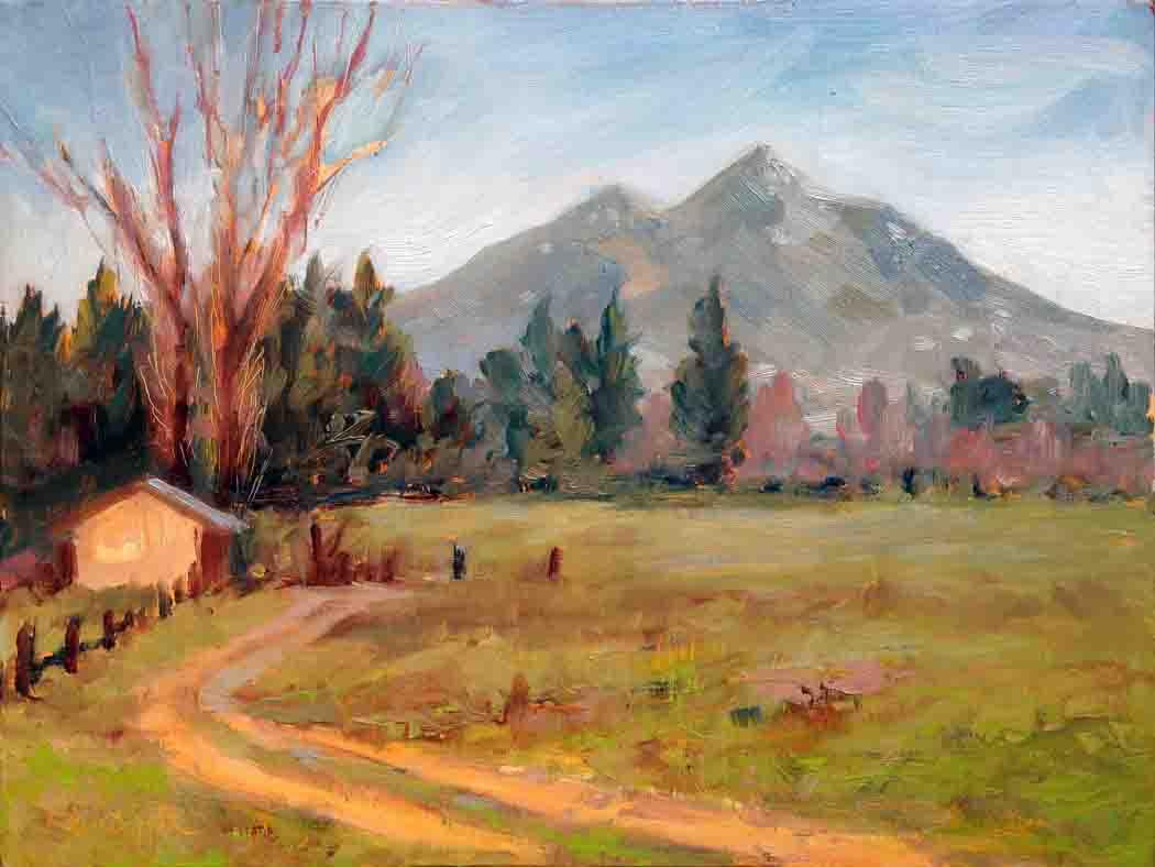 Long Valley Peak