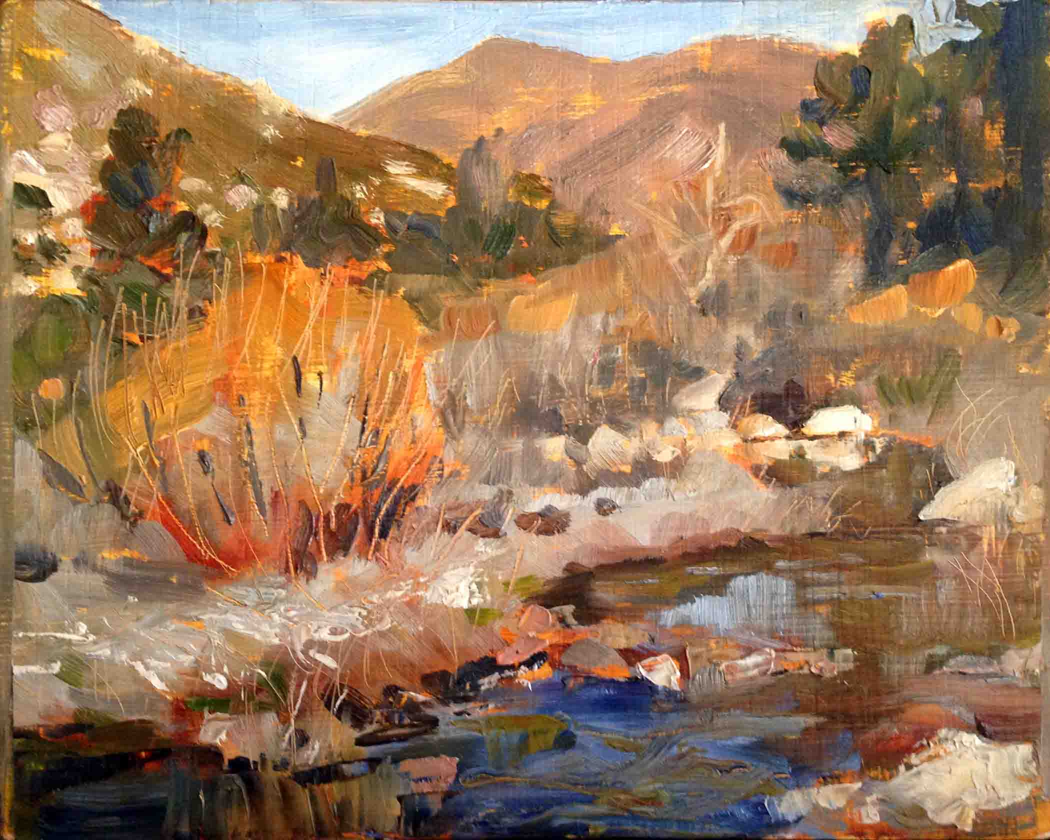 Pine Creek Paintings